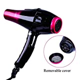 Hair Dryer Professional PrettyQueen Salon Styling Far Infrared...
