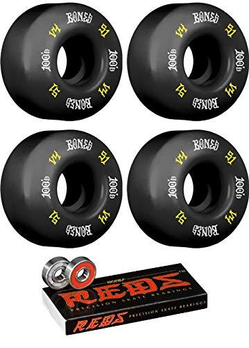 【訳あり】 Bones #12 Wheels 2点セット 51mm 100's B07JWCDDNG OG #12 V4 スケートボードホイール ボーンベアリング付き - 8mm ボーンズ レッド 精密スケート定格スケートボードベアリング - 2点セット B07JWCDDNG, サプライ百貨店:8f55f217 --- mvd.ee