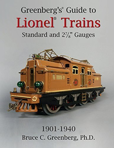 Greenberg's Guide to Lionel Standard and 2-7/8