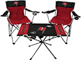 NFL Tampa Bay Buccaneers Tailgate Kit, Team Color, One Size