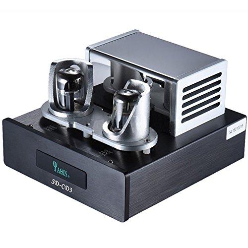 YAQIN SD-CD3 Mini Desktop Hi-Fi 6N8P Audio Electron CD Upgrading Processors, CD Sound Quality Processors CD VCD DVD Input YAQIN
