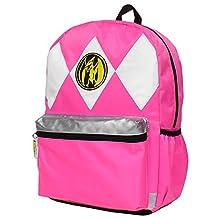 Saban's Power Rangers Pink Ranger Uniform Backpack