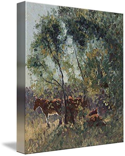Elioth Gruner Museum Art Poster Canvas Print Morning Light