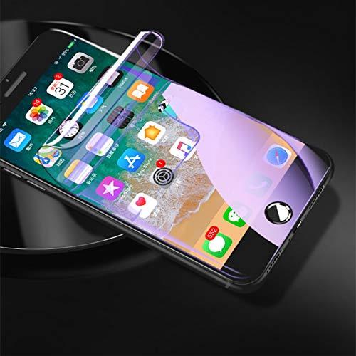 pretty nice 2ed33 c85f9 Amazon.com: Hydrogel Film iPhone X 7 8 6 6S Plus 5 5S SE XR XS Max ...