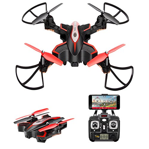DoDoeleph Foldable Folding Control Quadcopter product image