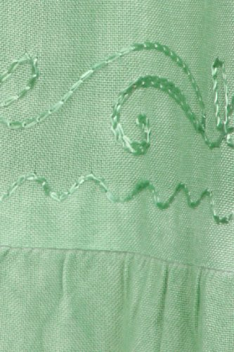Maiden Sauge Sakkas Spring Vert Ombre Robe Paysanne gR5RU