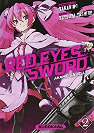 Red Eyes Sword, tome 2 par  Takahiro