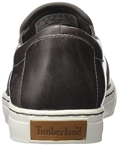 Timberland Adventure 2.0 Cupsole Slisteeple Grey Chaos, Mocasines para Hombre Gris (Steeple Grey Chaos)