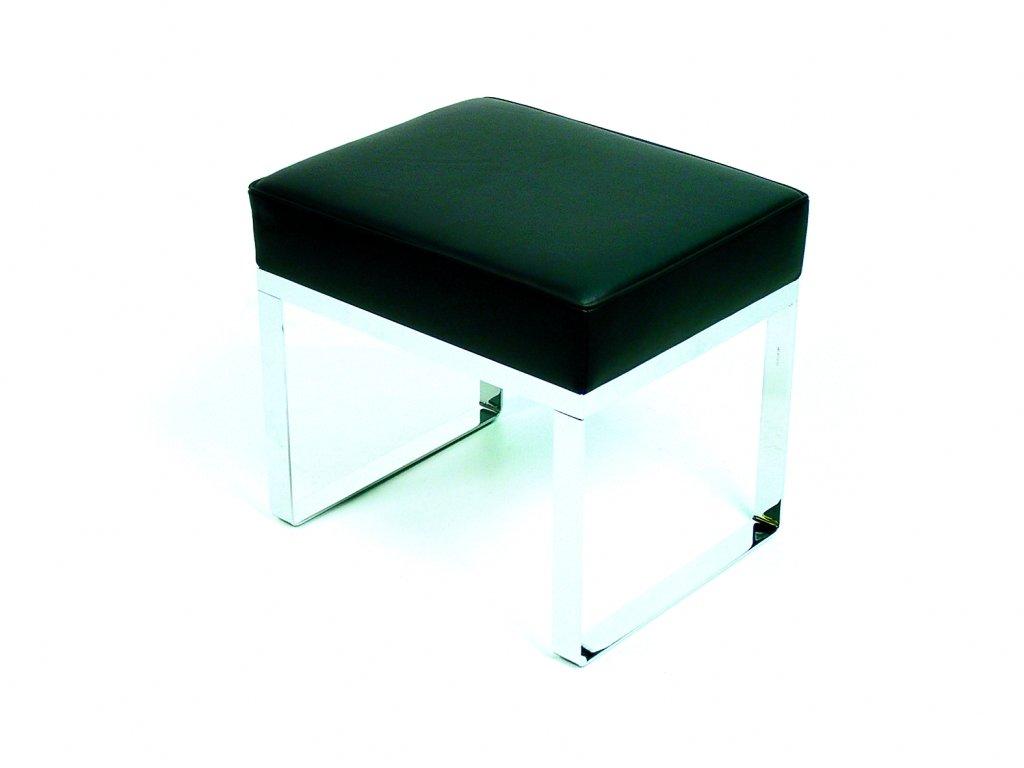 banu eckart muthesius classicon leder polster hocker. Black Bedroom Furniture Sets. Home Design Ideas