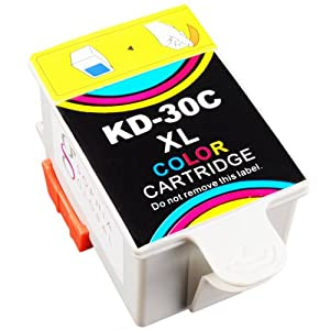 Sophia Global Compatible Ink Cartridge Replacement for Kodak 30XL (1 Color)