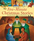 img - for The Lion Book of Five-Minute Christmas Stories (Lion Books of Five Minute Stories) book / textbook / text book