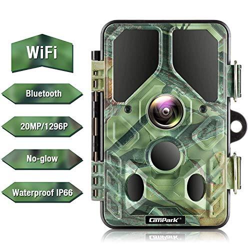 Campark WiFi Bluetooth Trail