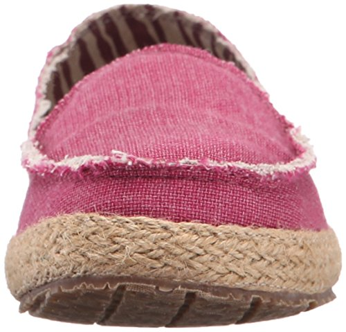 Sanuk Women's Boysenberry Flat Fiona Dusty wXZq8F
