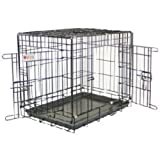 Vital Dog Crate & Tray Training Travel Cage Extra Small