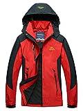 #1: YSENTO Women's Lightweight Outdoor Ski Jacket Hooded Waterproof Windproof Softshell Coat