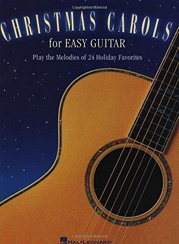 - Christmas Carols for Easy Guitar