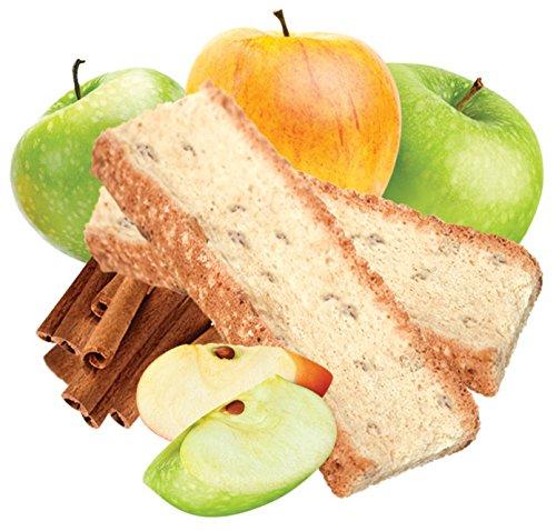 Cinnamon Sugar Biscotti (Irene's Bakery All Natural Fat Free Apple Cinnamon Biscotti)