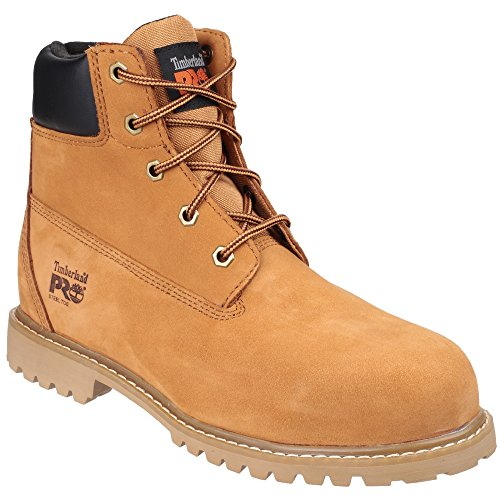 Timberland Womens/Ladies Waterville Lace up Leather Work Safety Boot Wheat
