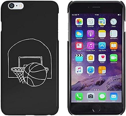 Negro Aro de Baloncesto Funda iPhone 6 Plus & 6s Plus ...