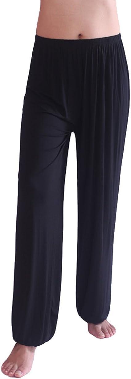 Pilates Pantalons Hoerev Hommes Super Soft Modal Spandex Harem Yoga