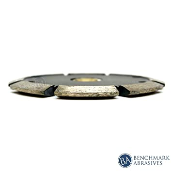 Benchmark Abrasives Crack Chaser Diamond Blade - 1 Piece (4