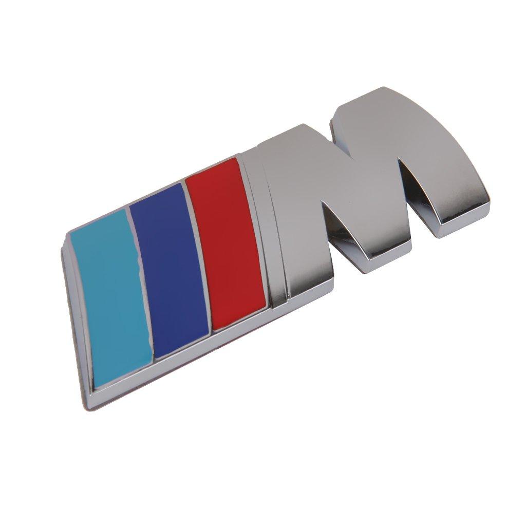 Generic m sport 3d metal badge metal emblem sticker logo decal generic m sport 3d metal badge metal emblem sticker logo decal amazon car motorbike buycottarizona Gallery