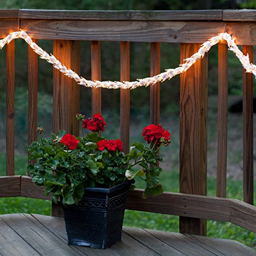 Christmas Lights For Outdoor Columns