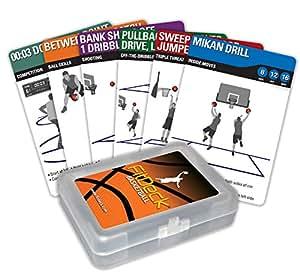 FitDeck - Juego de cartas para entrenamiento de baloncesto