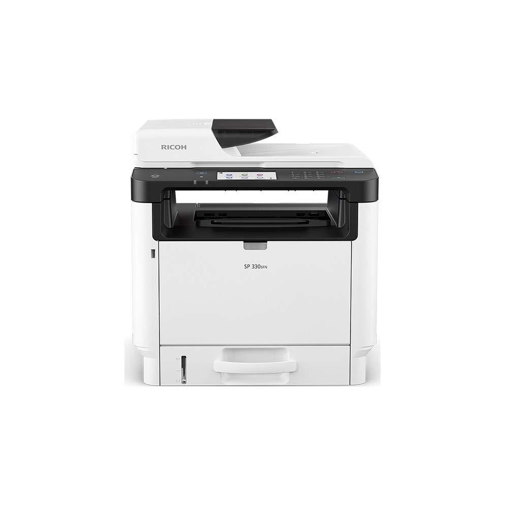 Ricoh SP330SFN 4IN1 Impresora Laser 939380 A4/WLAN/Mono: Amazon.es ...