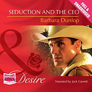 Seduction and the CEO Audiobook