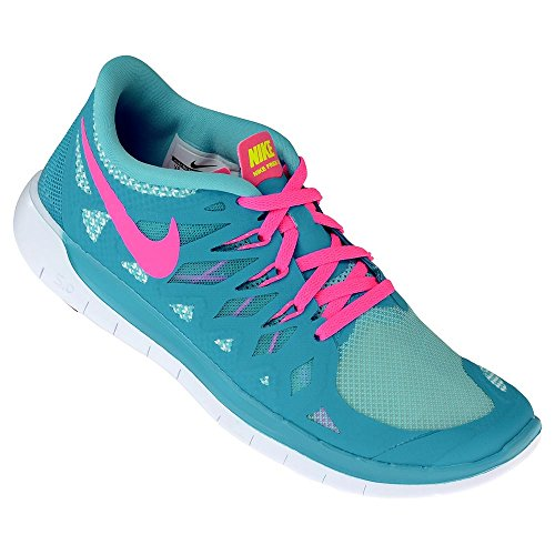 Nike - Free 50 GS - 644446401 - Color: Rosa - Size: 36.5