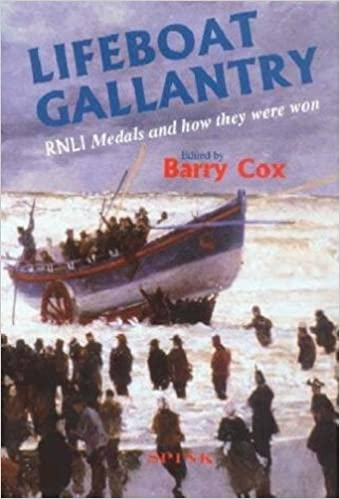 Download Lifeboat Gallantry: The Complete Record of Royal National Lifeboat Institution Gallantry Medals and How They Were Won 1824-1996 PDF, azw (Kindle)