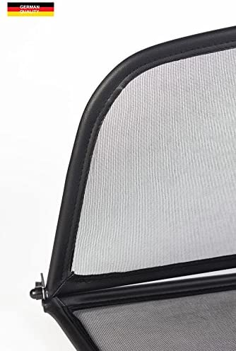 - Foldable Wind Blocker 2003-2009 Windstop Black Wind Deflector for Audi A4 B6//B7 with Quick Release Fastener