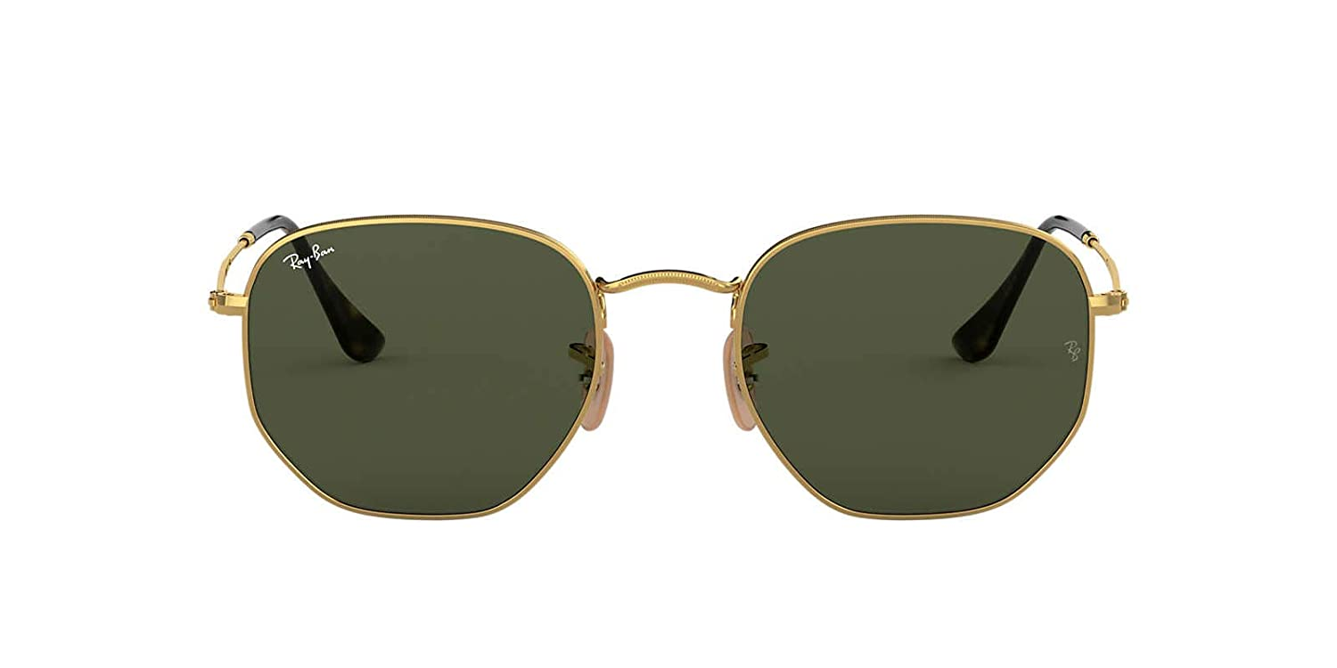 0d352da75 Mujer Ray-Ban G-15 Gafas de sol verde clá sico RB3548N oro EMANTINA  ECOMMERCE AND ...