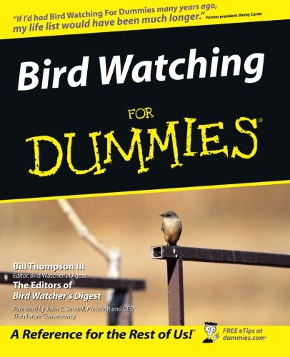 Top recommendation for birding for dummies