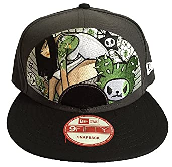 sports shoes c55aa 01a1f ... promo code tokidoki men new era 9fifty snapback trucker hat fan out  grey 06408 18751 ...