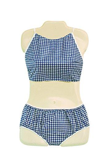 Dipsters Disposable Patientwear / Swimwear, Women's Bib T...