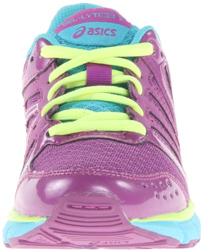 2 Kids Lyte33 Running Gs Purple Shoes Gel Asics 7tq68zz