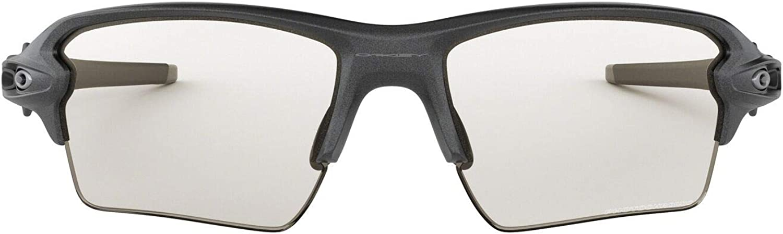 Oakley mens Oo9188 Flak 2.0 Xl Rectangular Sunglasses Rectangular Sunglasses