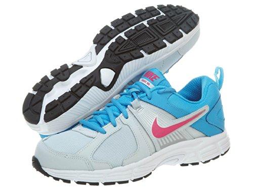 Nike  Big Kids Dart 10 Running Shoes, Black, 6 M Us