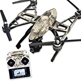 MightySkins Protective Vinyl Skin Decal for Yuneec Q500 & Q500+ Quadcopter Drone wrap cover sticker skins TrueTimber Viper Western