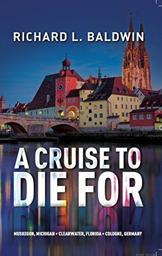 A Cruise to Die For (Lou Searing Mysteries)