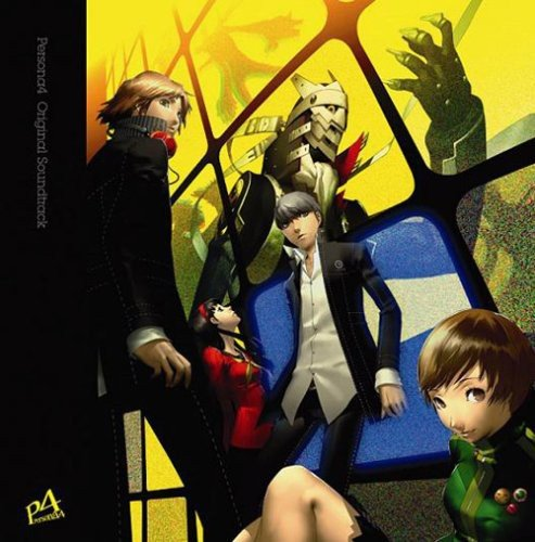 Persona 4 Original Soundtrack (Track Safety Crown)