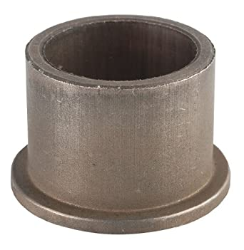 BB16 2 Bore x 2 1//4 OD x 2 Length x 2 1//2 Flange OD x 1//8 Flange Thickness Bunting Bearings BBEF323632 Flange Bearings Powdered Metal