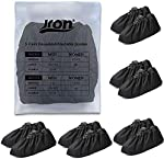 Jron 5 Pairs Premium Reusable Washable Shoe Cover Boot Covers for