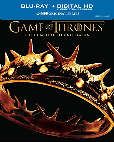 Game of Thrones: Season 2 [Blu-ray] - Game Complete Product Standard