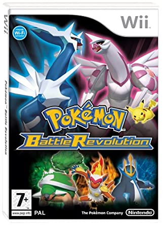 Pokemon Battle Revolution (Wii): Amazon co uk: PC & Video Games