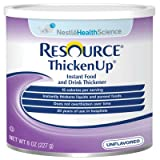 85225100CA - Resource Thickenup Instant Unflavored Food Thickener 8 oz. Can