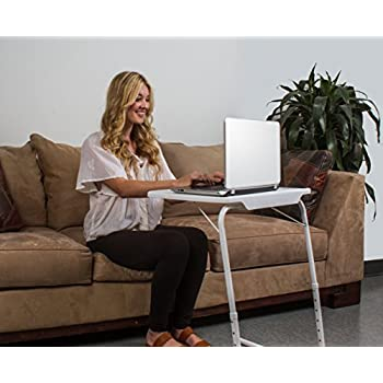 Amazon Com My Comfy Portable And Foldable Bedside Table