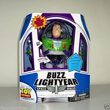 Brand New Sealed Rare Boxed Toy Story Buzz Lightyear Utility Belt